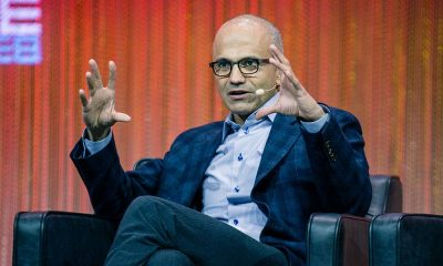 Microsoft CEO, Satya Nadella. - Photo by LeWeb