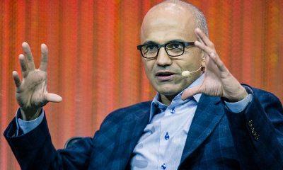 Microsoft CEO, Satya Nadella. Photo courtesy Le Web (cc-by)