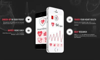 HeartShield develops solutions for recognizing, tracking and preventing heart disease using artificial intelligence, supported by scientific research. Photo courtesy HeartShield