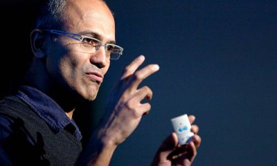 Microsoft CEO, Satya Nadella. - Photo by Johannes Marliem (CC BY 2.0)