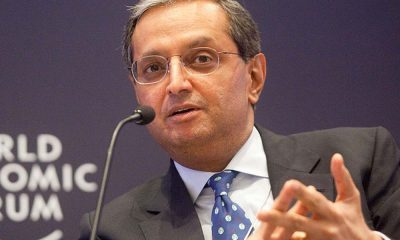 Vikram Pandit, former CEO of Citigroup from 2007-2012.