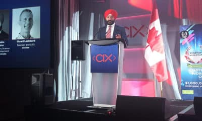 Canada's Minister of Innovation, Science and Economic Development, Navdeep Bains. - Photo by DX Journal