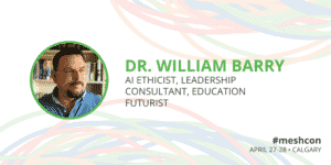 Dr. William Barry speaks at the mesh conference April 26-27, 2020 in Calgary