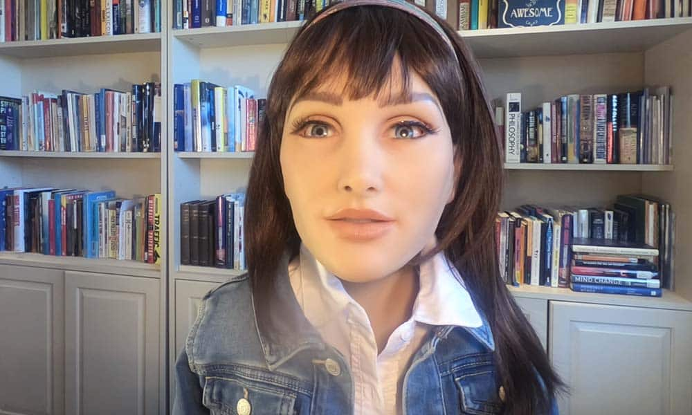 Maria Bot is the world's first Android Teaching Assistant