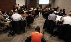 The mesh conference takes place April 27-28, 2020 in Calgary